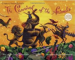 SUMMER CAMP: Carnival of the Animals (5-7yrs), -- August 29th - September 2nd - Colourstrings Conservatory of Music