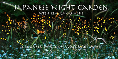 SUMMER WEEK 4 - ONLINE - JAPANESE NIGHT GARDEN