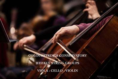STRING GROUPS SCHEDULE