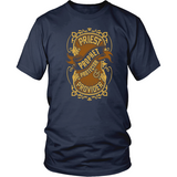 Priest, Prophet, Protector, Provider Christian T-Shirt (Multiple Colors) - Paraclete Tees  - 5