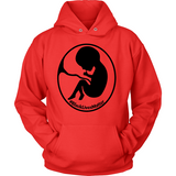 Pro Life Hoodie - Black Lives Matter - Paraclete Tees  - 1