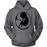 Pro Life Hoodie - Black Lives Matter - Paraclete Tees  - 2