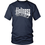 Holiness is Still Right Christian T-Shirt (Mens/Unisex) (White Letters) (Multiple Colors) - Paraclete Tees  - 5