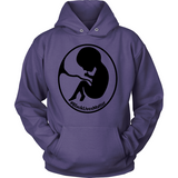 Pro Life Hoodie - Black Lives Matter - Paraclete Tees  - 5