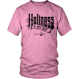 Holiness is Still Right Christian T-Shirt (Mens/Unisex) (Black Letters) (Multiple Colors) - Paraclete Tees  - 6