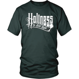 Holiness is Still Right Christian T-Shirt (Mens/Unisex) (White Letters) (Multiple Colors) - Paraclete Tees  - 6