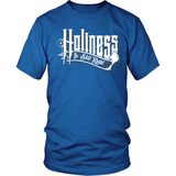 Holiness is Still Right Christian T-Shirt (Mens/Unisex) (White Letters) (Multiple Colors) - Paraclete Tees  - 2