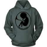 Pro Life Hoodie - Black Lives Matter - Paraclete Tees  - 3