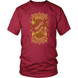 Priest, Prophet, Protector, Provider Christian T-Shirt (Multiple Colors) - Paraclete Tees  - 4