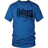 Holiness is Still Right Christian T-Shirt (Mens/Unisex) (Black Letters) (Multiple Colors) - Paraclete Tees  - 2
