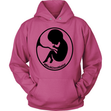 Pro Life Hoodie - Black Lives Matter - Paraclete Tees  - 4