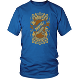 Priest, Prophet, Protector, Provider Christian T-Shirt (Multiple Colors) - Paraclete Tees  - 3