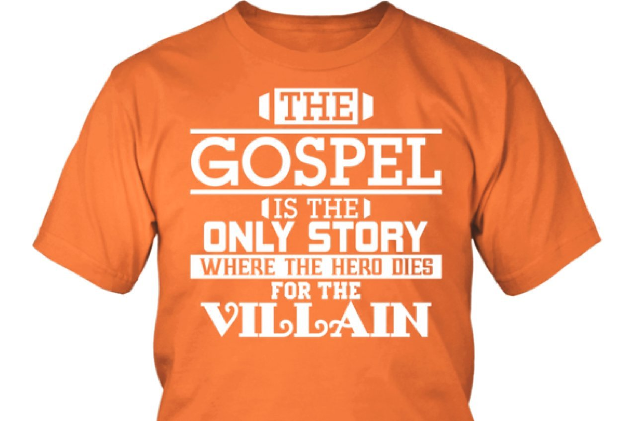 The Gospel is the Only Story T-Shirt