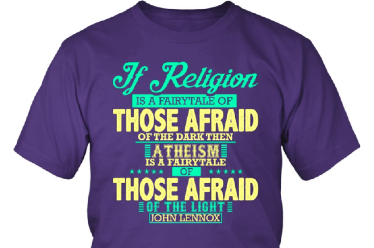 If Religion is a Fairytale T-Shirt