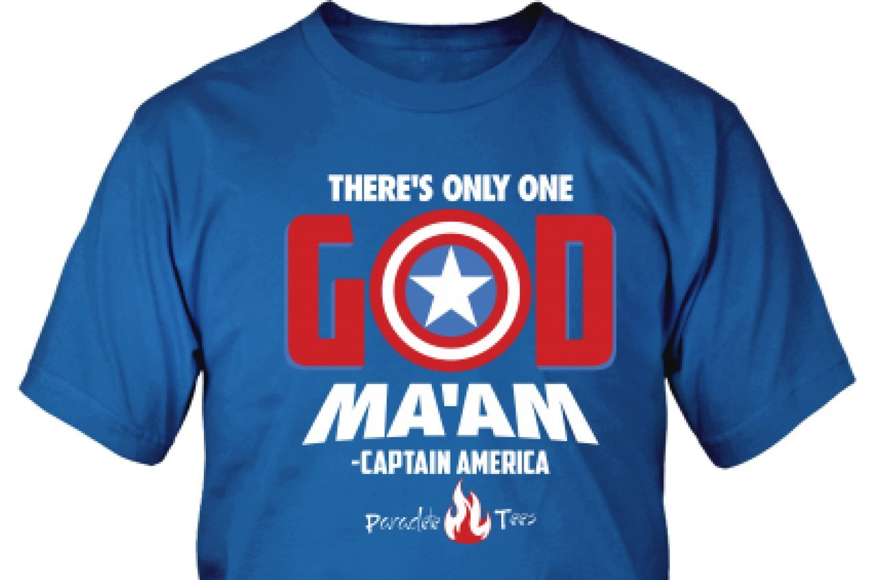 Theres Only One God T-Shirt