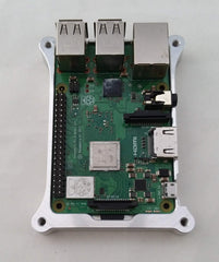 Raspberry Pi 3 B+ SECURE Case with Heat Dissipation