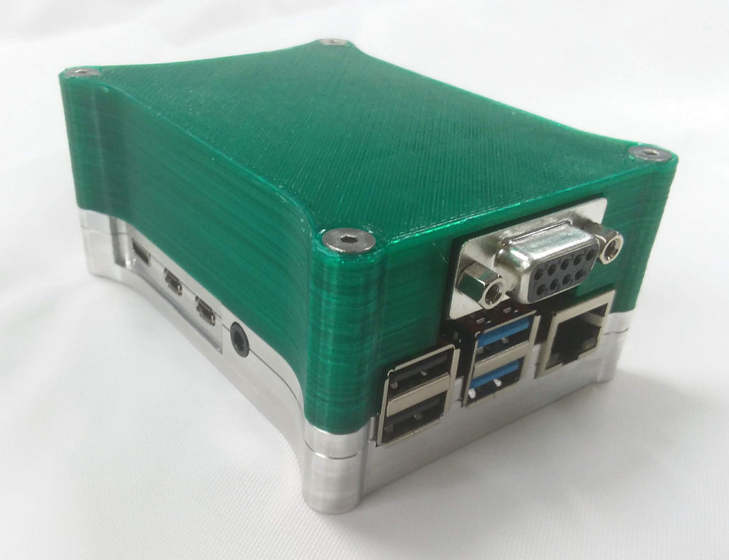 TNC-Pi Open Shield case for Raspberry Pi 4