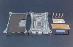 ODroid C1+/C2 Case with Heat Dissipation
