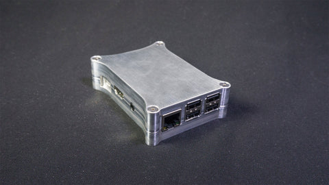 Pi Holder (Pi 3 B only) Case with Heat Dissipation