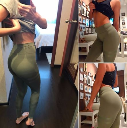 Fitness Leggings - Quick Dry