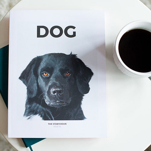 BOOK CLUB: DOG MAGAZINE ISSUE 01