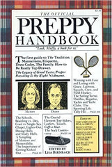 The Official Preppy Handbook
