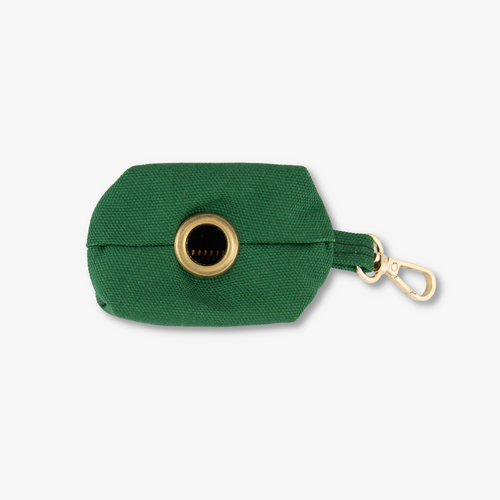 green and blue plaid dog bandana