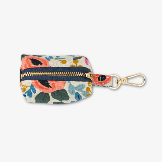 rifle paper co dog poop bag holder