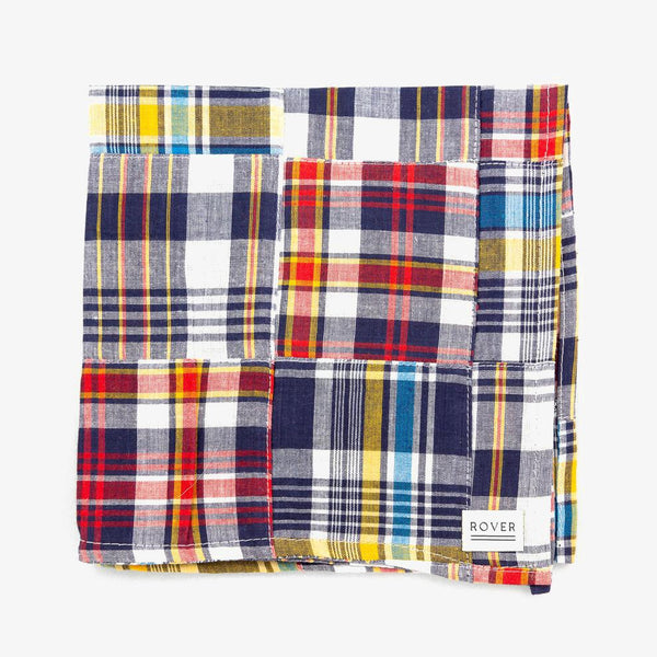 Madras Dog Bandana