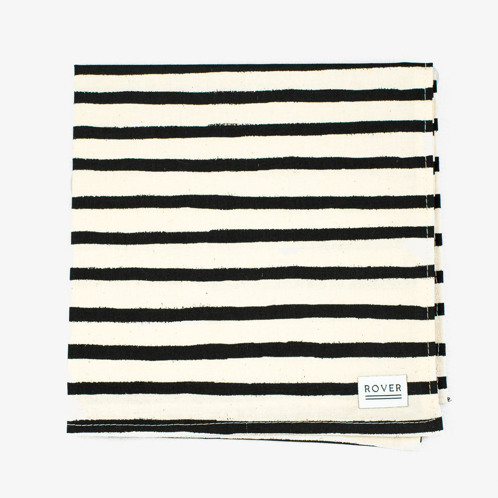 Dog Bandana Stripe