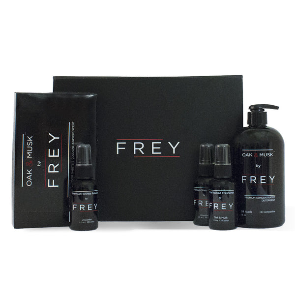 FREY Clothing Care Kit - FREY: Detergent for Men  - 1