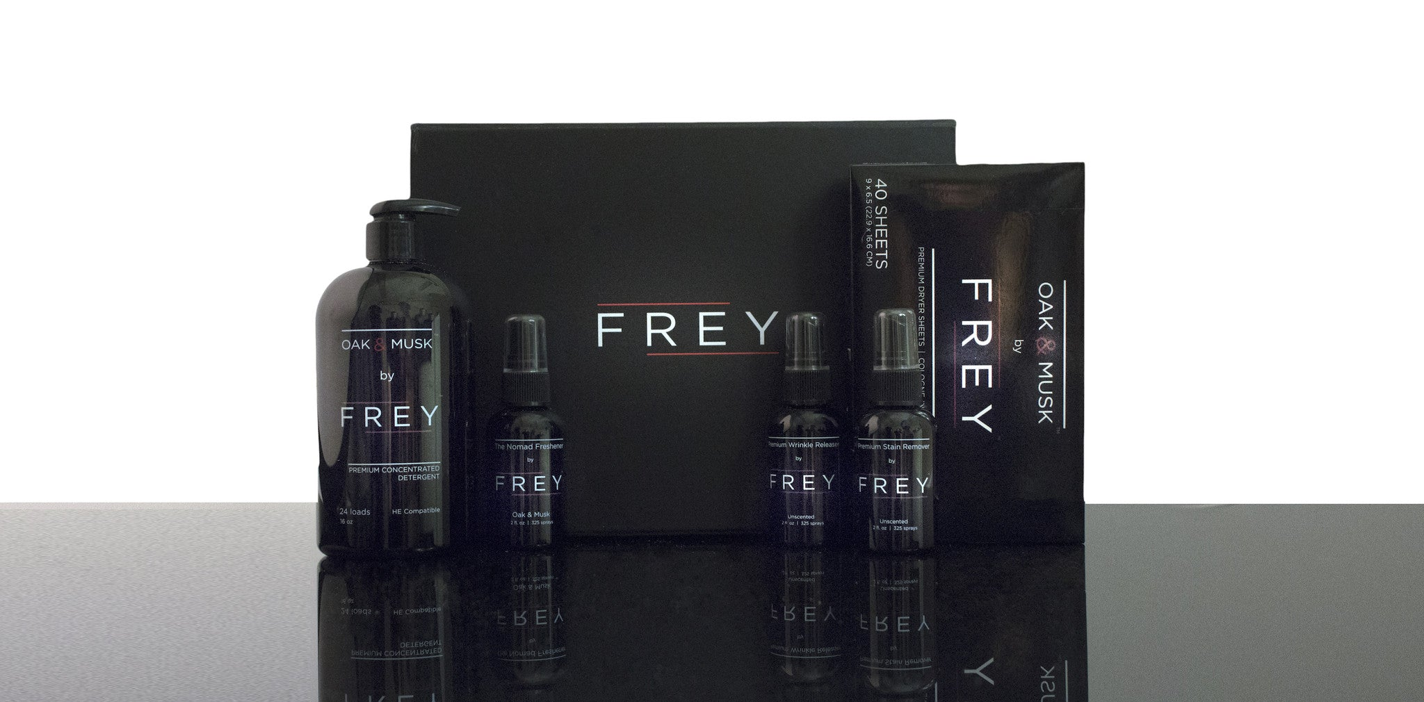 FREY Clothing Care Kit - FREY: Detergent for Men  - 2