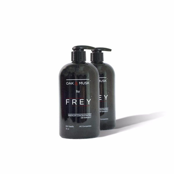 FREY Premium Concentrated Laundry Detergent (2 Bottles)