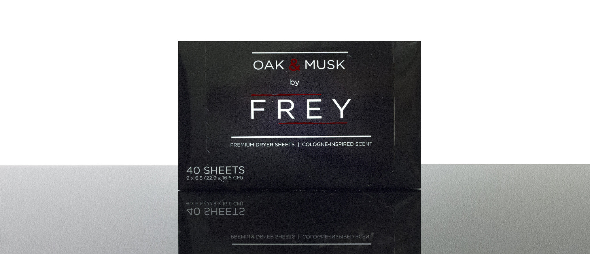 FREY Premium Dryer Sheets - FREY: Detergent for Men  - 2