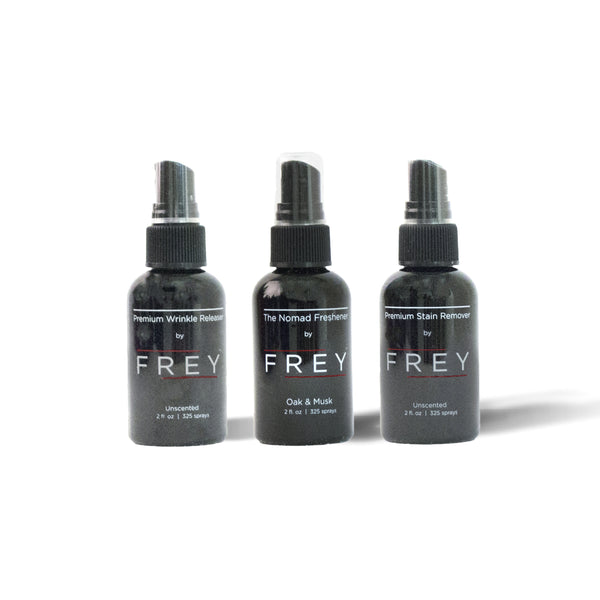 FREY Travel Essentials Kit