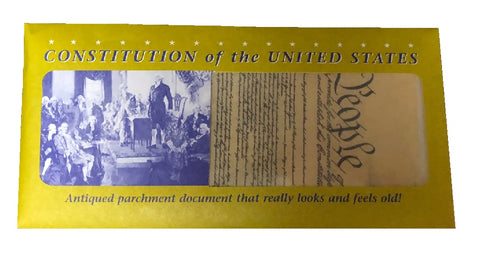 Constitution Envelope