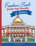 Freedom Trail Pop Up Book