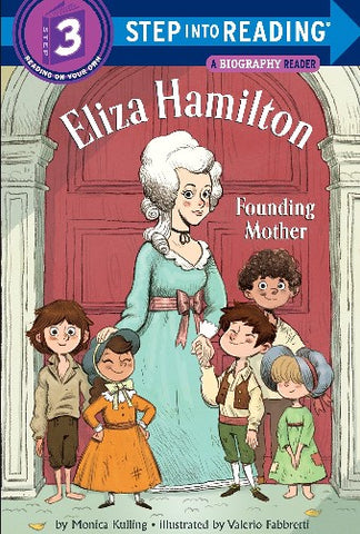 Eliza Hamilton Founding Mother