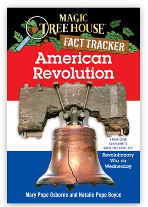 Fact Tracker: American Revolution