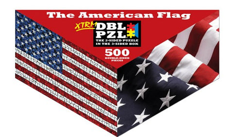 American Flag Puzzle