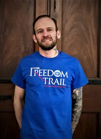 Freedom Trail Tee Shirt