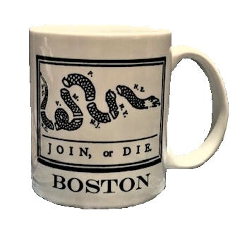 Join or Die Mug