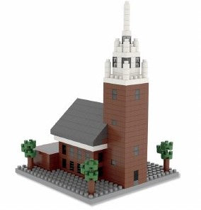 Old North Church Mini Building Blocks
