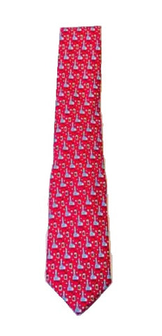 Custom Old North Church Tie