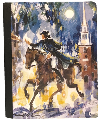 Revere Watercolor Composition Book