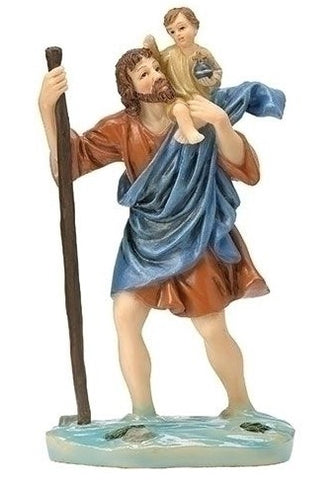 Saint Christopher Figure