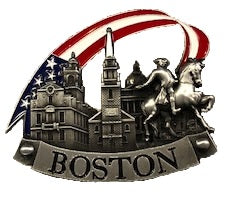 Boston Sites Magnet
