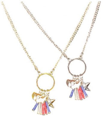 Stars & Stripes Necklace