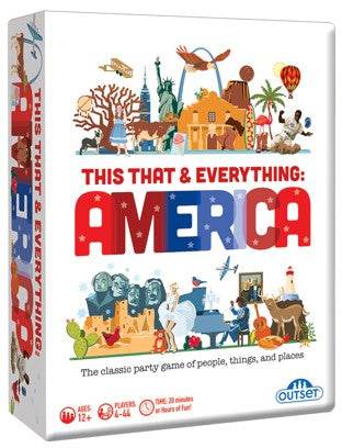 This That & Everything: America