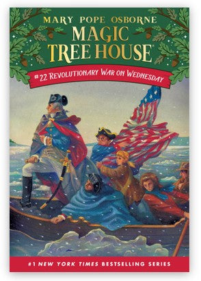 Magic Tree House: Revolutionary War on a Wednesday
